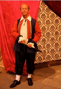 Operavoorstelling Rigoletto van Verdi door Artivocaal  9 december 2012